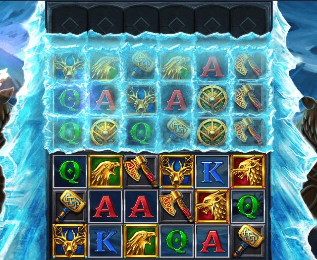 Ice Wolf игровой автомат
